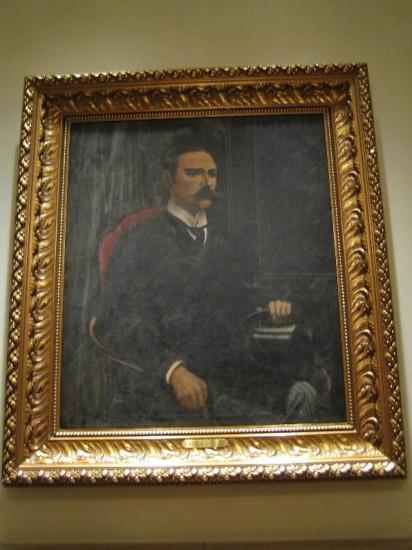 Abb. 3 - John Jacob Astor IV im St. Regis