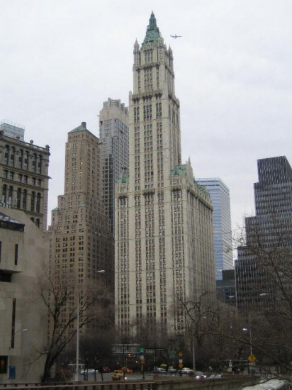 Abb. 9 - Woolworth Building