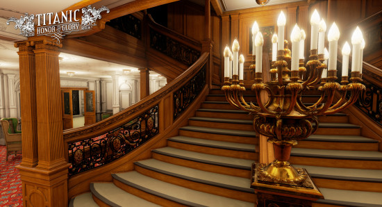 HG Grand Staircase different view