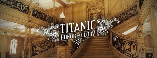 HG Grand Staircase mit Logo