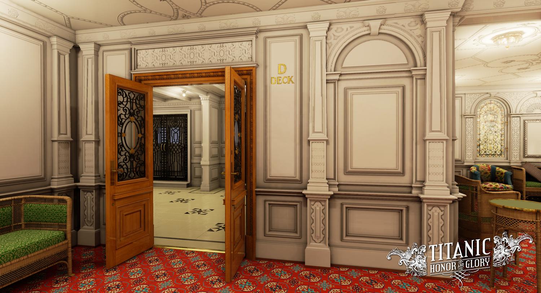 bildergalerie titanic honor glory innenansichten deutscher titanic verein von 1997 e v. Black Bedroom Furniture Sets. Home Design Ideas
