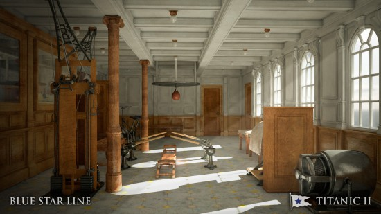 Titanic II Gymnasium