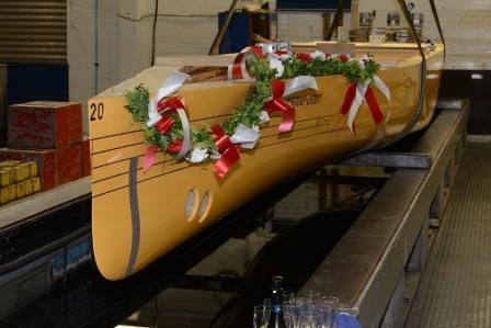 Titanic II HSVA Modell Bild 5