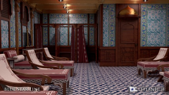 Titanic II Turkish Bath