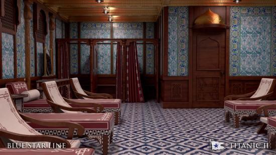 Titanic II Turkish Bath