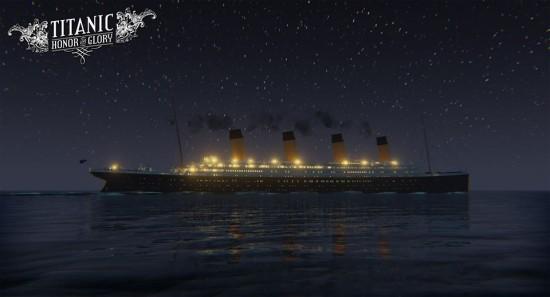 Titanic unterwegs